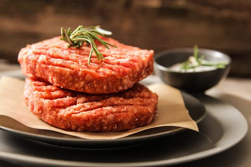 Thatcher Farms 100% Pure Beef Burgers