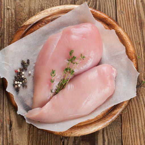 Thatcher Farms boneless chicken breasts