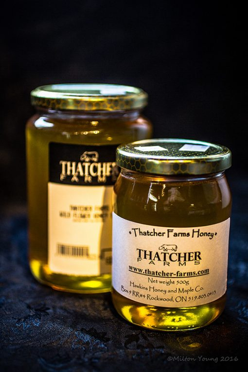 Thatcher Farms Wild Flower Honey