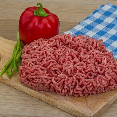 Thatcher Farms extra lean ground turkey