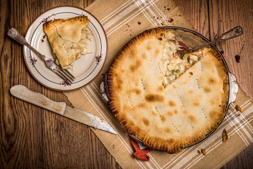 Thatcher Farms dinner pie