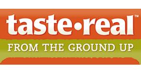 Taste Real logo