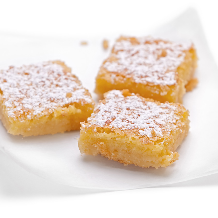 Thatcher Farms Lemon Squares